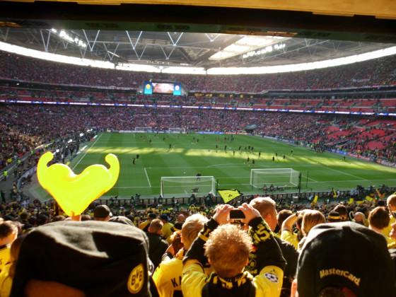 Wembley 2013. ♥
