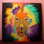 Color Splash Leo