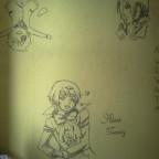 Wandmalerei x3