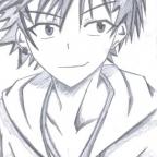 Anime boy by Karuzo