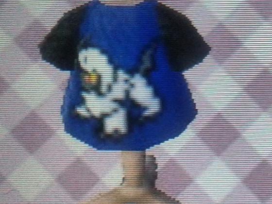 Animal Crossing New Leaf - Absol Shirt
