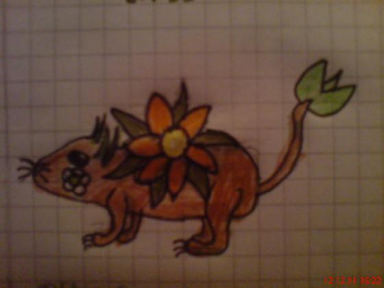 Selbsterfundenes Pokemon (Guinero)