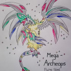 Mega Archeops [My Fanart]