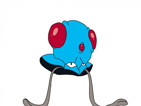 Daily Pokémon 72 - Tentacha