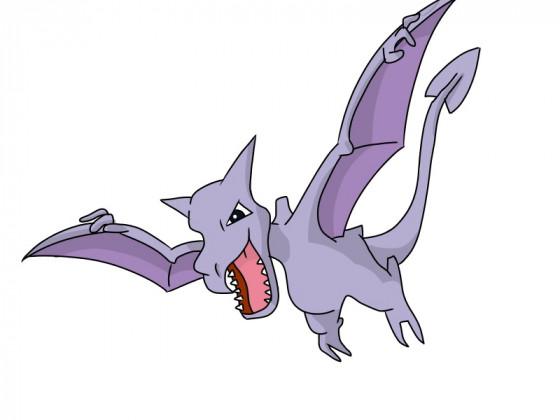 Daily Pokémon 142 - Aerodactyl