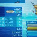 Shiny Zapdos
