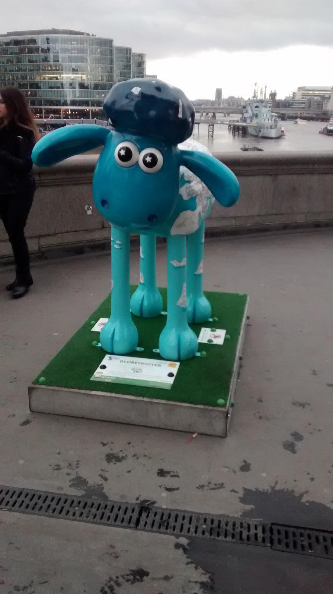 Shaun das Schaf in London c: