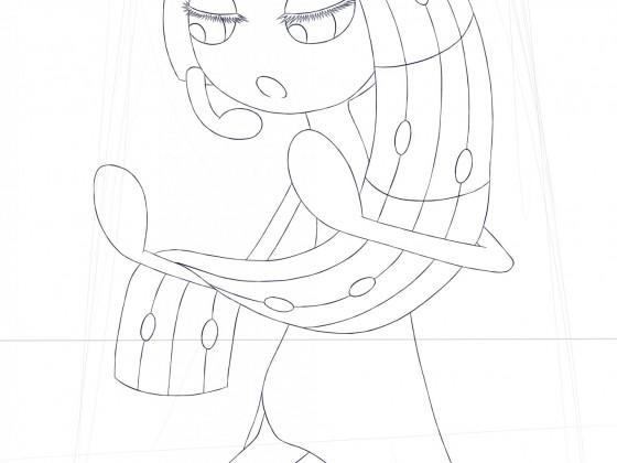 WIP - ich hab das Zeichnen verlernt