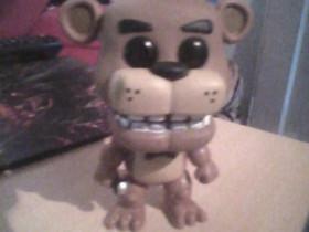 Freddy Fazbear-Figur