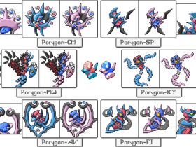 Porygon Special-Evolutions STAT-Based