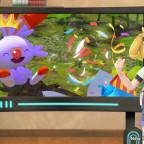 New Pokémon Snap - Lachflash