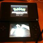 Mein Gothic Schwarz DS ;)