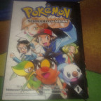 Pokémon Schwarz und Weiß Manga Nr. 1
