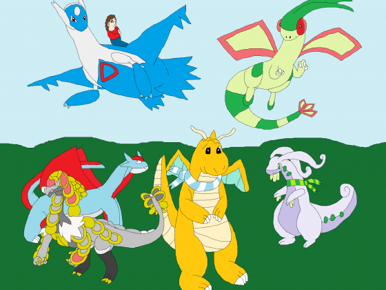 Drachenteam