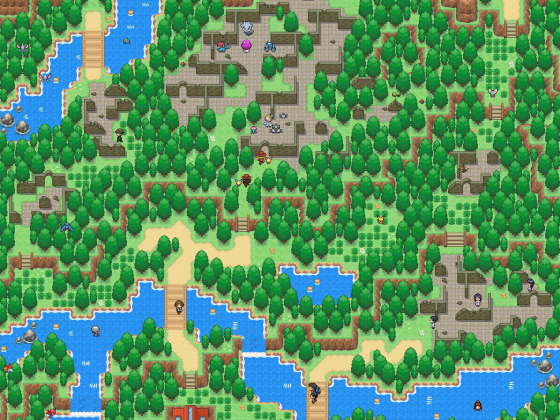 BB WB Map - 2013 - Rangerroute