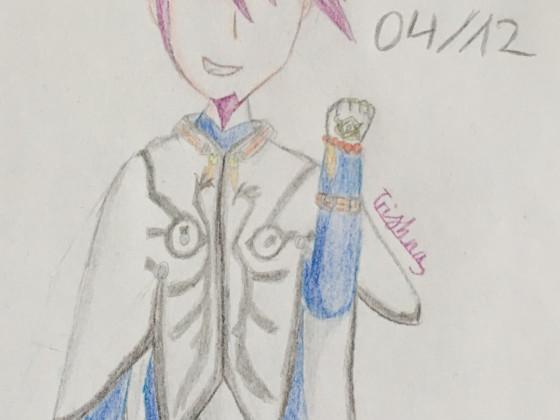 Kaito Momota, Shepherd of the stars!