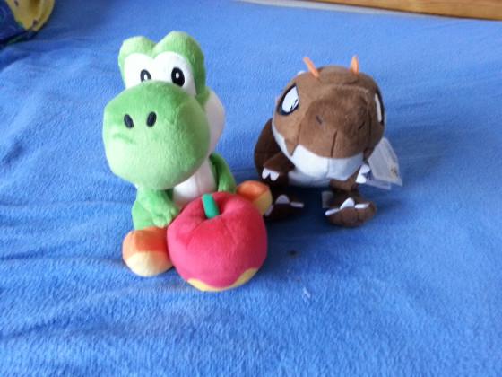 Yoshi und Balgoras