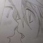 Soul kiss Maka
