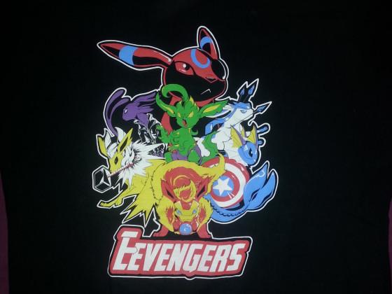 Eevengers T-Shirt