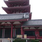 Asakusa Schrein 浅草寺