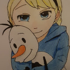 Eine kleine Elsa ^^