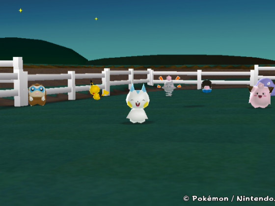 My Pokemon Ranch - Koron-Ranch