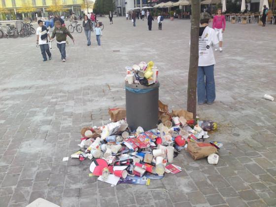 Beim Münchner Pokemon Day 2009