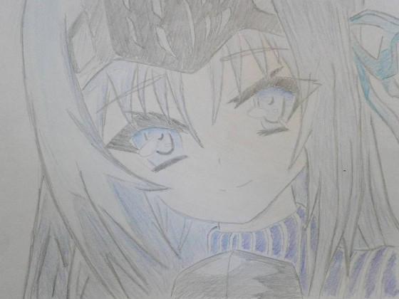 Meine andere kleine Zeichnung :3