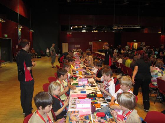 Deutsche Meisterschaft 2010 / 2011 - Turniergeschehen (Juniors)
