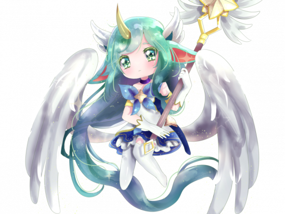 Star Guardian Soraka League Of Legends