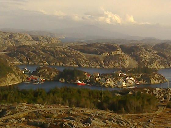 Schöne grüsse aus norwegen