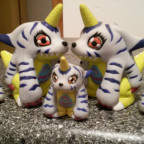 Gabumon Family