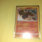 Fehlerhafte Schimmerndes Ho-Oh Promokarte (SM70)