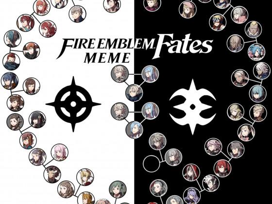 Fire Emblem Fates Ships