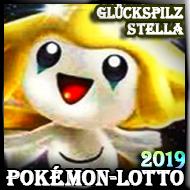 Forenspiel Januar 2019 Pokémon-Lotterie