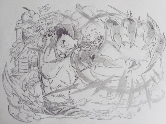 Rob Lucci , CP9's Strongest Generation