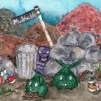 Unratütox' Müllhalde