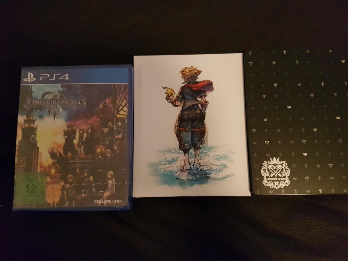 Kingdom Hearts 3 <3