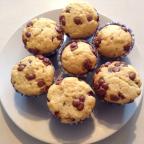 Milka Muffins zu Weihnachten 2013