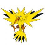Daily Pokemon 145 - Zapdos