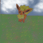 Flamara mit verbesserten Hintergrund