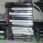 Videospiel Sammlung (PC,PS3 und Xbox one)