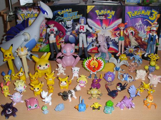 Pokemon Figuren Teil 1