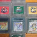 Meine Gameboy/Color Spielesammlung
