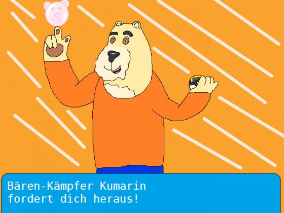 Bären-Kämpfer Kumarin