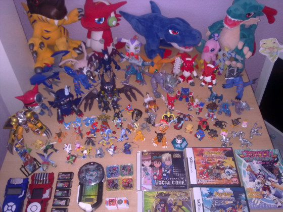 DigimonSammlung (Update)