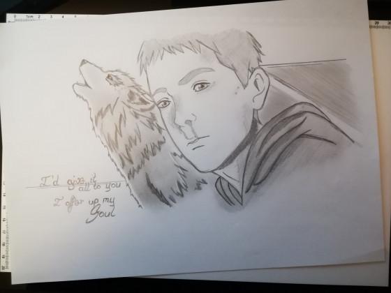 [LiS 2] Sean Diaz - Howl