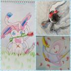 Pokémon fürs Pokédexprojekt