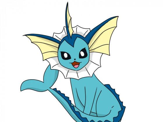 Daily Pokémon 134 - Aquana