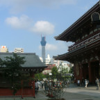 tempel in asakusa